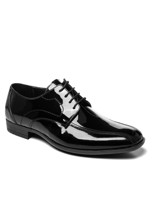 Chaussures Homme laque noire OZONEE V/3501/19