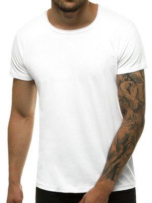 J.STYLE 712006 T-Shirt Homme Blanc