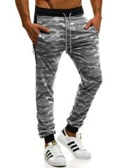 RED FIREBALL 8513 Pantalon de survêtement jogger Homme Gris
