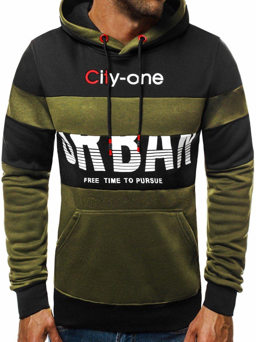 JSDD298 OZONEE JSDD298 OZONEE Sweatshirt Sweatshirt Vert Homme Homme Vert OZONEE ECPZpq