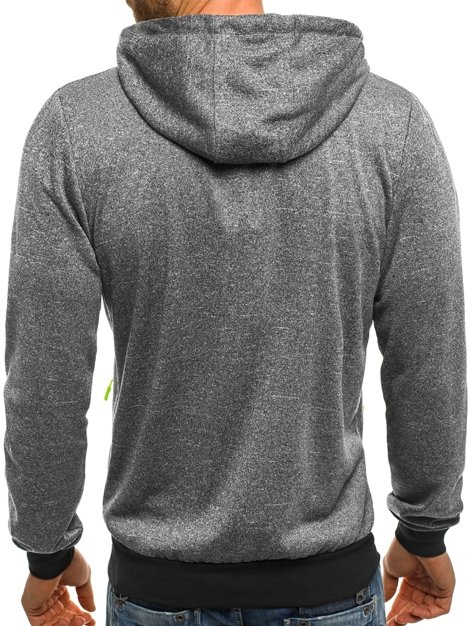 RED FIREBALL W1086 Sweatshirt Homme Gris
