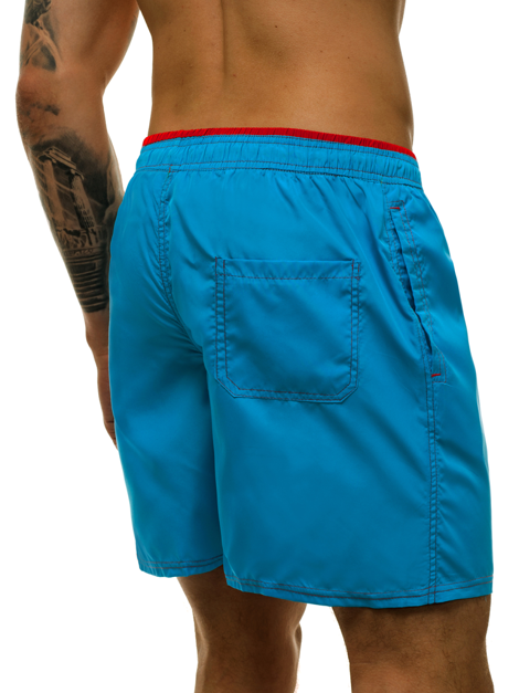 Short Homme Turquoise OZONEE MHM/381