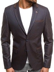 SIVIS PARIS 1700 Veste de costume Homme Marron