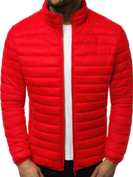 Veste Homme Rouge OZONEE JS/LY33